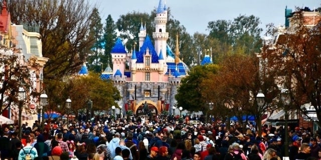 disneyland 2020 getty images