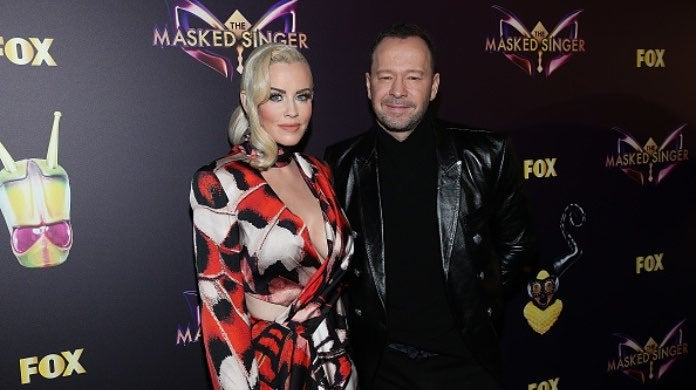 Donnie Wahlberg and Jenny McCarthy-2