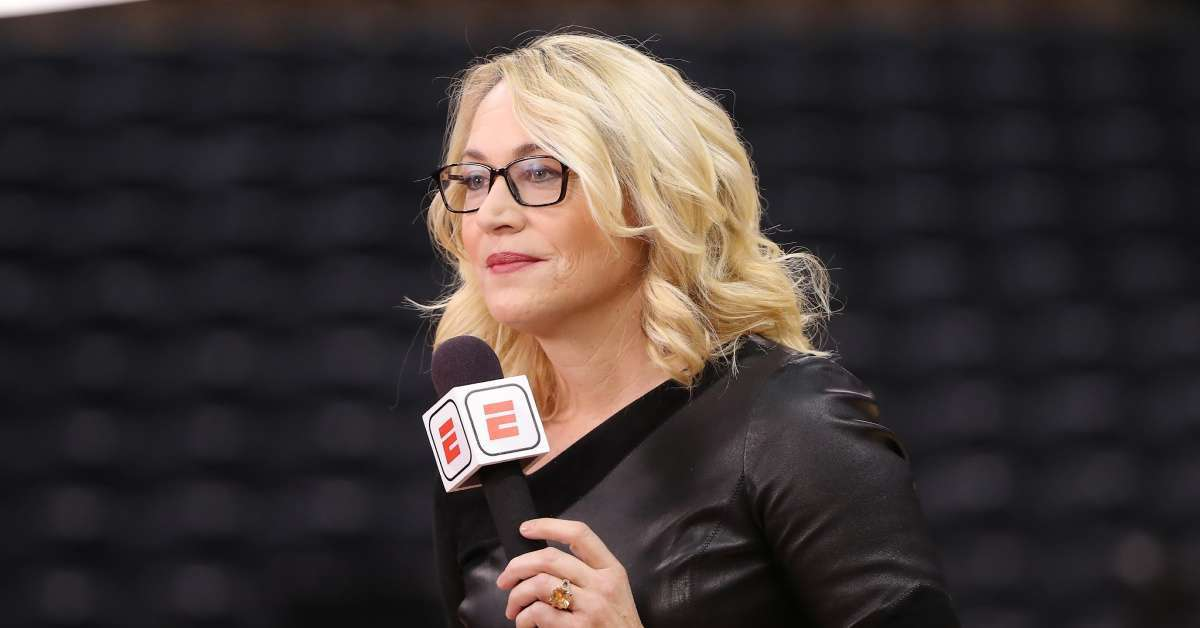 Doris Burk ESPN NBA analyst test positive coronavirus