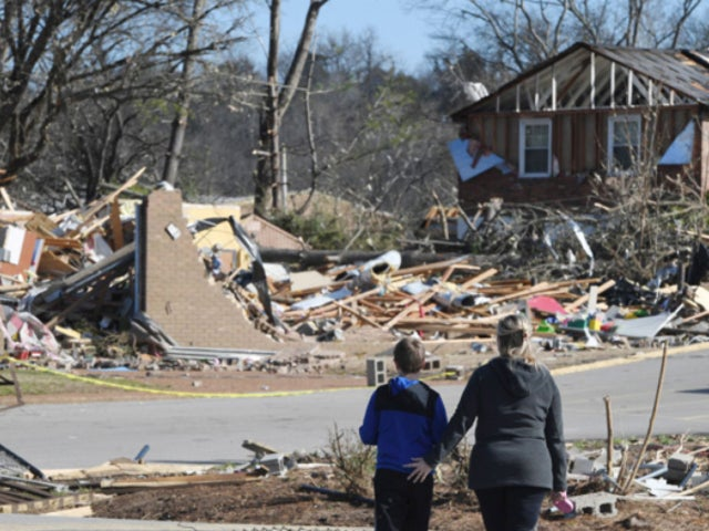 Nashville Tornado: Duggar Family Members Jason and James Join in Relief Efforts