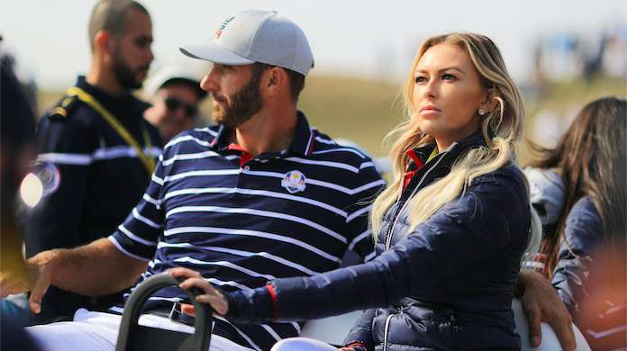 Dustin-Johnson-Paulina-Gretzky