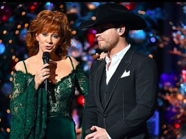 Dustin Lynch Reveals Weird Object Reba McEntire Gave Him That He Keeps in His Basement