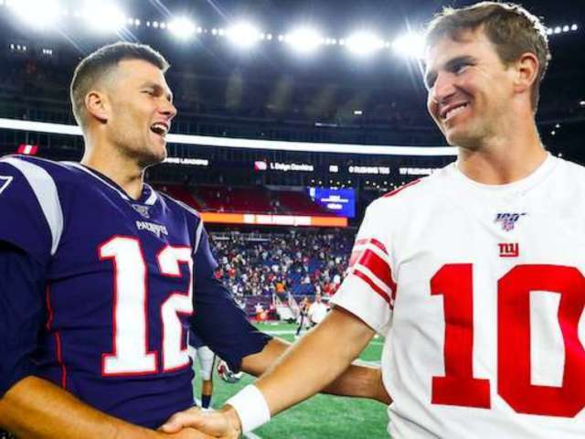 Eli Manning Weighs in on Tom Brady Leaving Patriots
