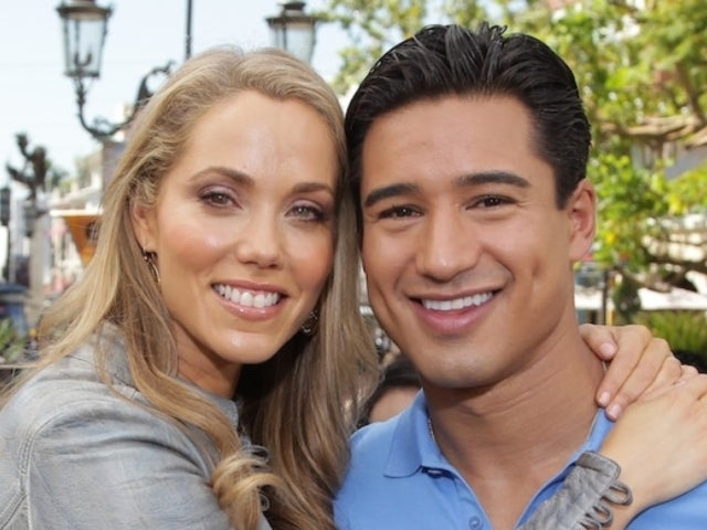 'Saved by the Bell': Elizabeth Berkley Sends Love to Revival Co-Star Mario Lopez for 'MAR10 Day'
