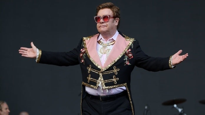 elton john 2020 getty images