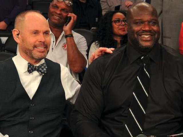 Shaquille O'Neal's Reaction to Ernie Johnson Saying He 'Smashes' Trix Cereal Is Priceless