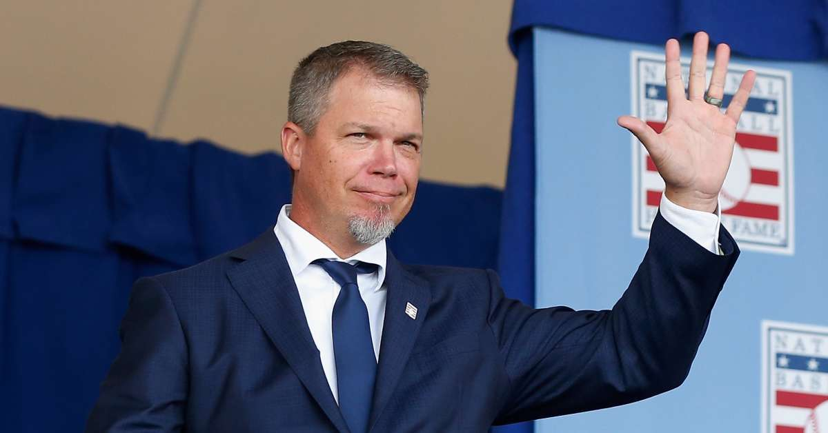 ESPN Chipper Jones Braves hire baseball analyst