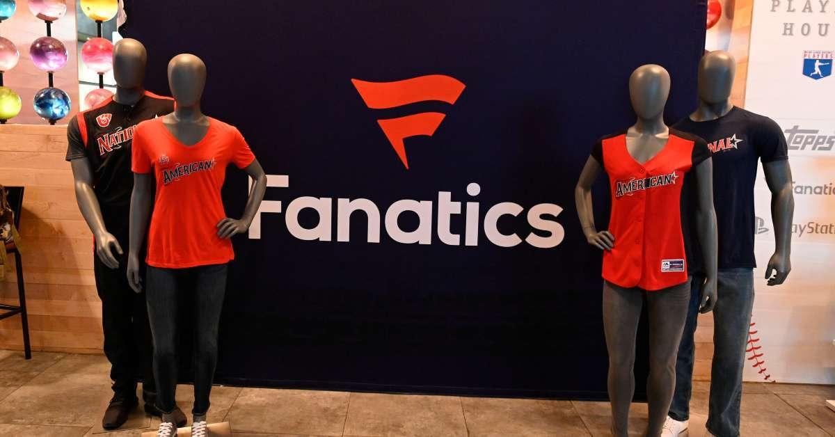 Fanatics MLB make medical gear stop jersey production
