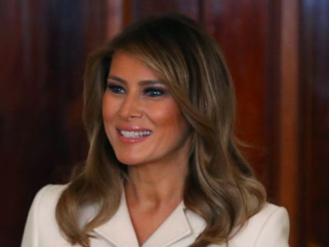 Melania Trump Tells People to Wear Face Masks Just after Husband Donald Refuses