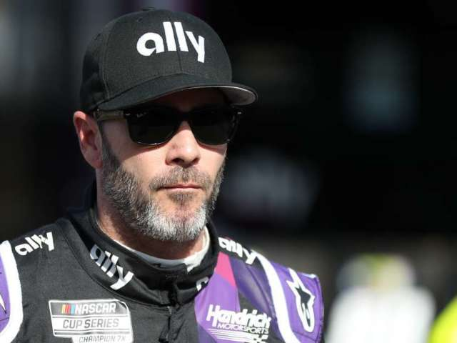Folds of Honor QuikTrip 500: Driver Jimmie Johnson to Serve as Grand Marshal Before Competing