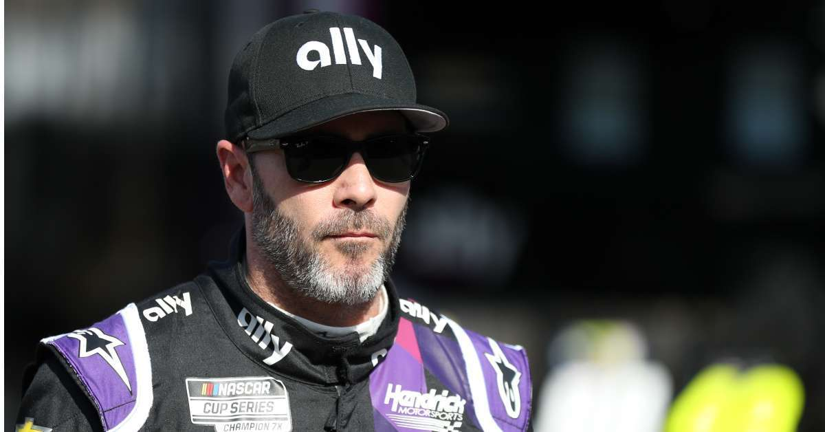 Folds of Honor QuikTrip 500 Jimmie Johnson grand marshal