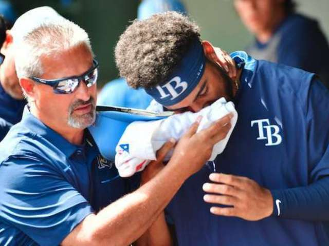 Garrett Whitley, Rays Prospect, Hospitalized After Taking Foul Ball to the Face