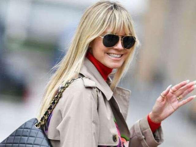 Heidi Klum Reportedly Falls Ill, Leaves 'America's Got Talent' Taping