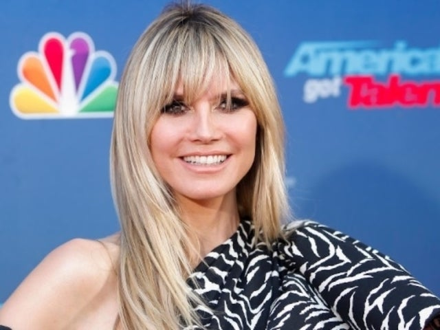 'America's Got Talent' Judge Heidi Klum Under Self-Quarantine While Awaiting Coronavirus Results in New Video
