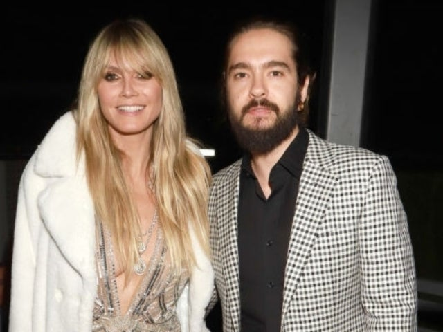 Heidi Klum Reveals Husband Tom Kaulitz Tested Negative for Coronavirus