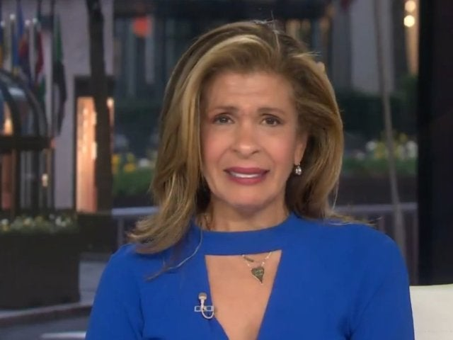 'Today' Host Hoda Kotb Breaks Down on Live TV After Interview With Drew Brees Amid Coronavirus Coverage