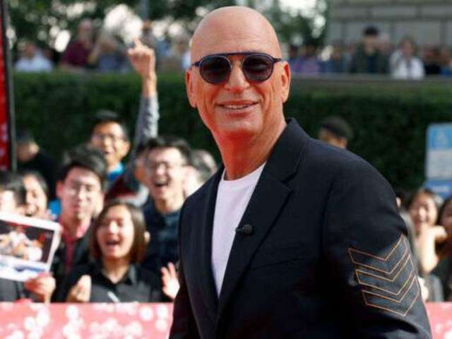Howie Mandel Joked About Hazmat 'America's Got Talent' Arrival Days Before Actually Doing It