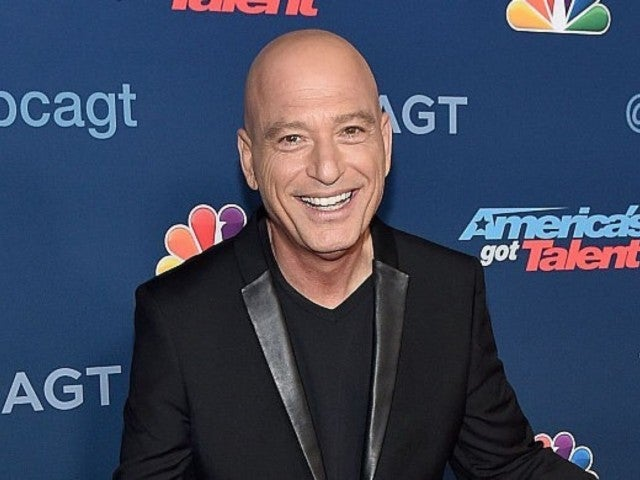 Howie Mandel Shows up to 'America's Got Talent' in Full Hazmat Suit Amid Coronavirus Fears