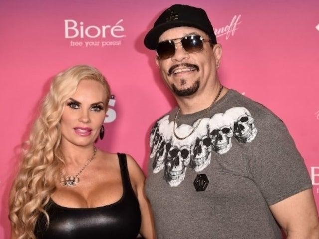 Ice-T's Wife Coco Reveals Super Strange Coronavirus Photo