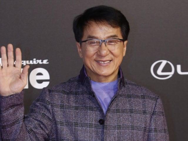 Jackie Chan Addresses Rumors He's Under Quarantine for Coronavirus