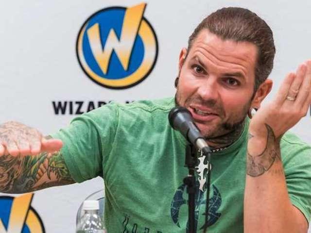 WWE's Jeff Hardy Reveals Rehab Stint Following DWI Arrest