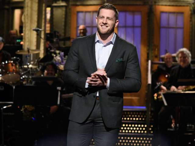 J.J. Watt Hits the Dance Floor With His Grandma Following Wedding With Kealia Ohai
