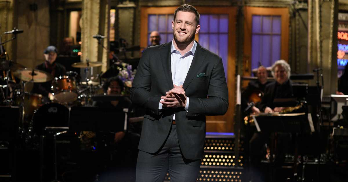 JJ Watt Dances Grandma wedding Kealia Ohai