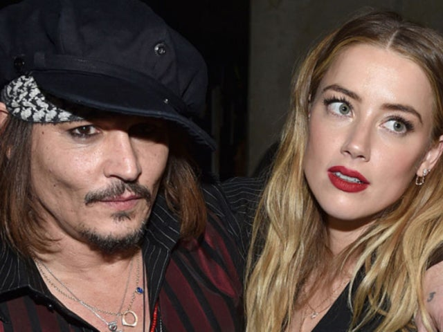 Amber Heard Slams Door Into Johnny Depp's Head, 'Punches' Him 'in the Jaw' as Detailed in Explosive Audio