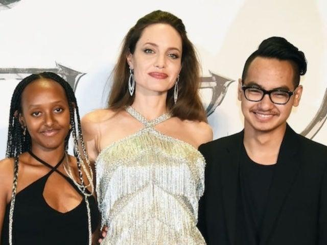 Angelina Jolie and Brad Pitt's Son Maddox Returns Home From College Due to Coronavirus