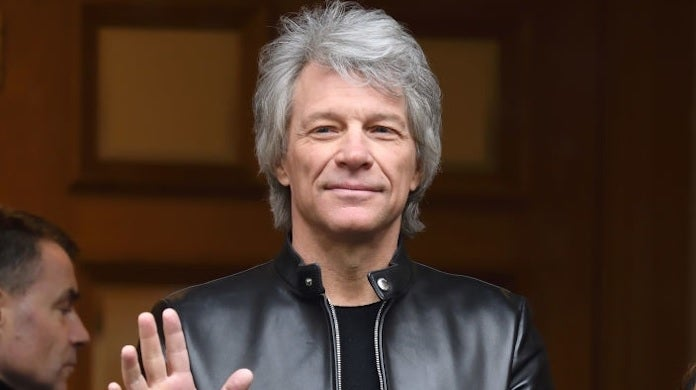 jon bon jovi getty images