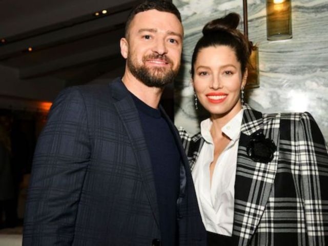 Jessica Biel's Fingers Are Obscured in New Photo She Posted After Being Seen Without Her Wedding Ring