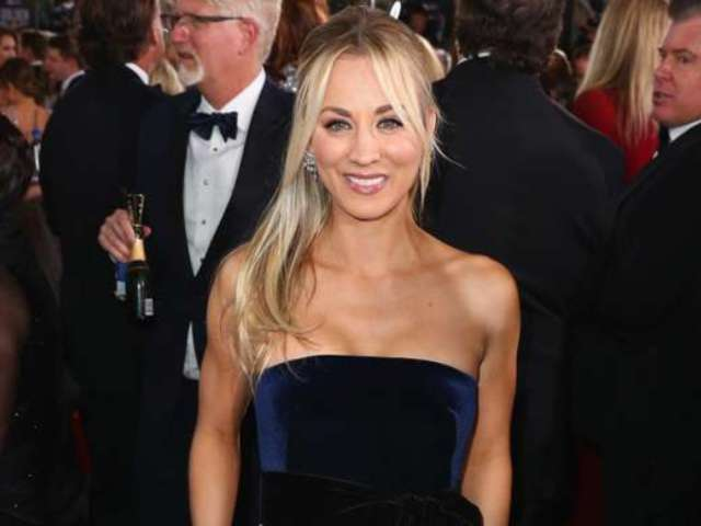 'Big Bang Theory' Star Kaley Cuoco Takes Precaution While Flying Home Amid Coronavirus Pandemic