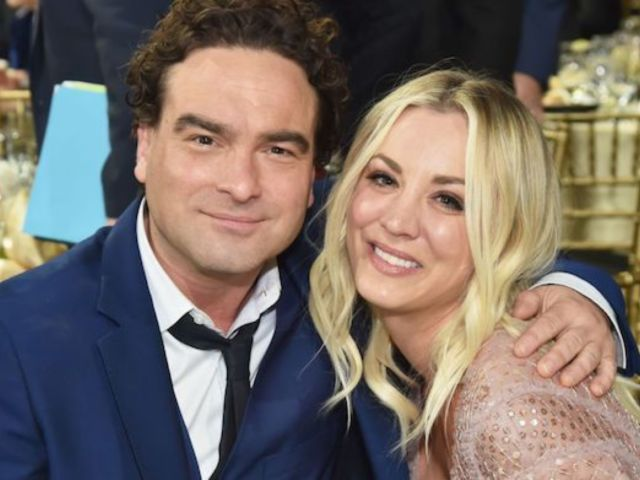 'Big Bang Theory' Star Kaley Cuoco Says Ex Johnny Galecki Is a Great Dad