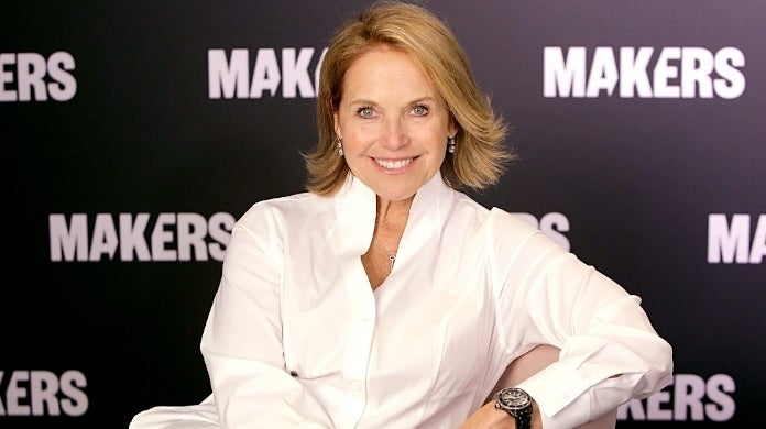 katie couric getty images