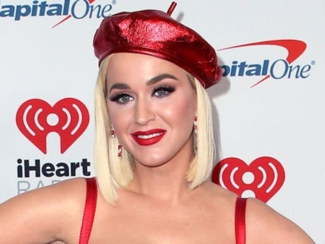 Katy Perry's Mock VMAs Look Featured Postpartum Underwear and Breast Pump Bra Days After Giving Birth