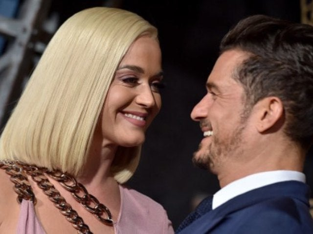 Katy Perry and Orlando Bloom Reportedly Not 'Focused' on Wedding Planning