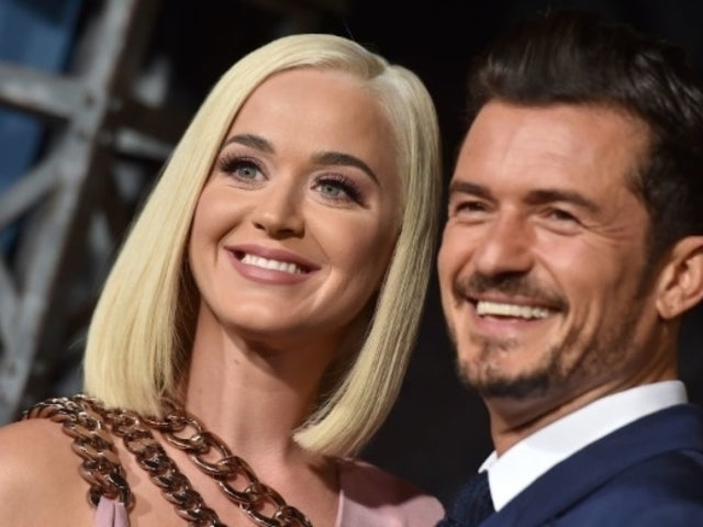 Pregnant Katy Perry Responds to Rumors Jennifer Aniston Is Her and Orlando Bloom's Baby's Godmother