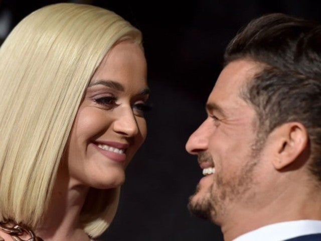 Katy Perry and Orlando Bloom Reveal Newborn Daughter's Name