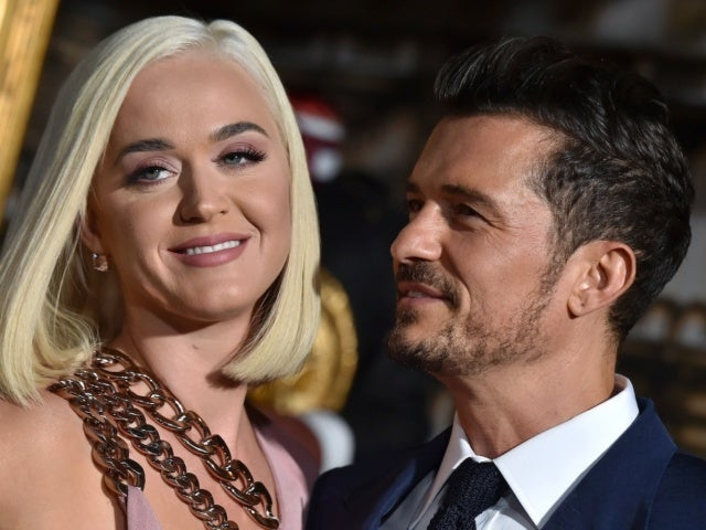 Orlando Bloom Shares Adorable Detail About Infant Daughter Daisy With Katy Perry