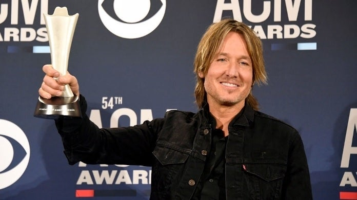 keith urban acm awards getty images
