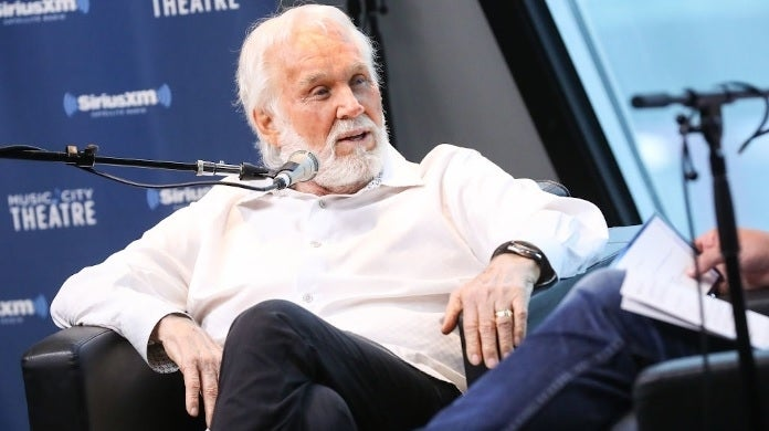 kenny rogers radio getty images