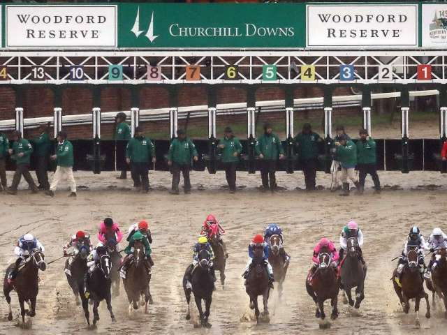 Kentucky Derby Delayed in Light of Coronavirus Pandemic