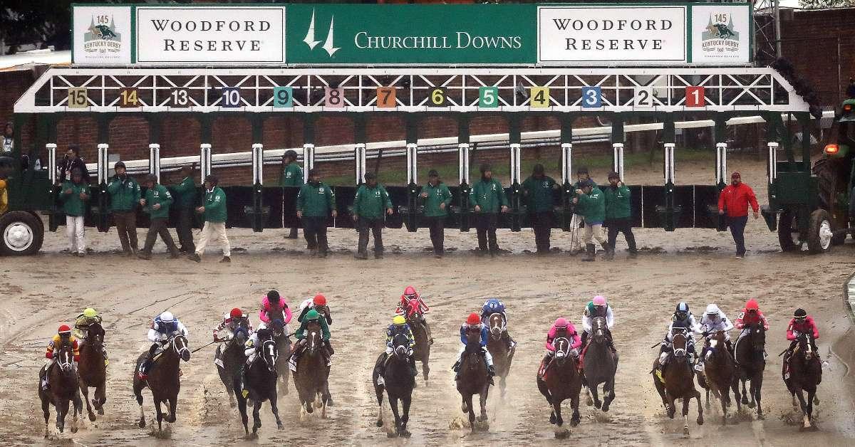 Kentucky Derby coronavirus pandemic delayed