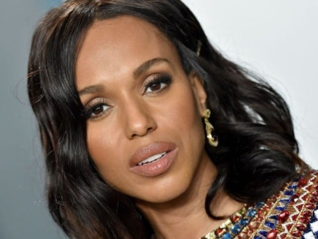 Kerry Washington Reveals Dramatic New Hairdo