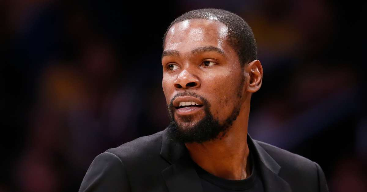 Kevin Durant Coronavirus Nelly nobdy's exempt