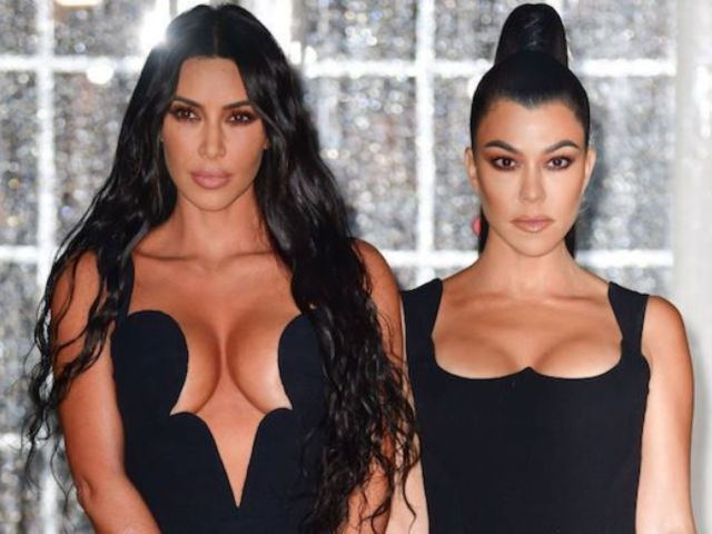 Kim Kardashian and Kourtney Kardashian Break out in Shocking Fist Fight on 'KUWTK'