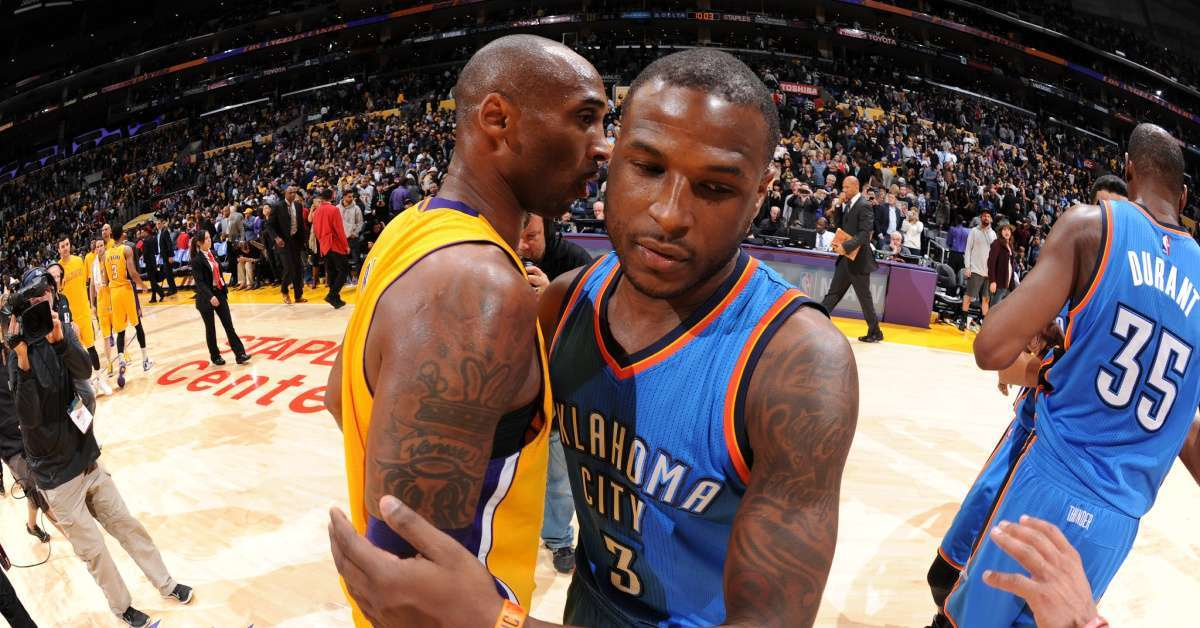Kobe Bryant Dion Waiters NBA star mourned death Lakers legend