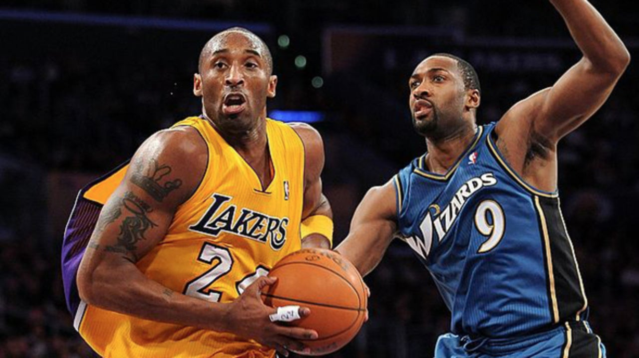 Kobe Bryant: Former NBA Star Gilbert Arenas Reflects on Lakers ...