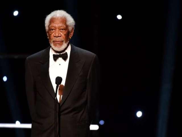 Watch: Morgan Freeman Narrates Powerful Tribute to Kobe Bryant