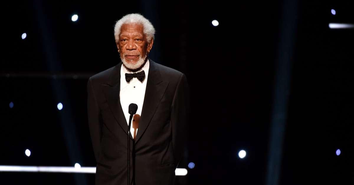 Kobe Bryant Morgan Freeman powerful tribute narrate